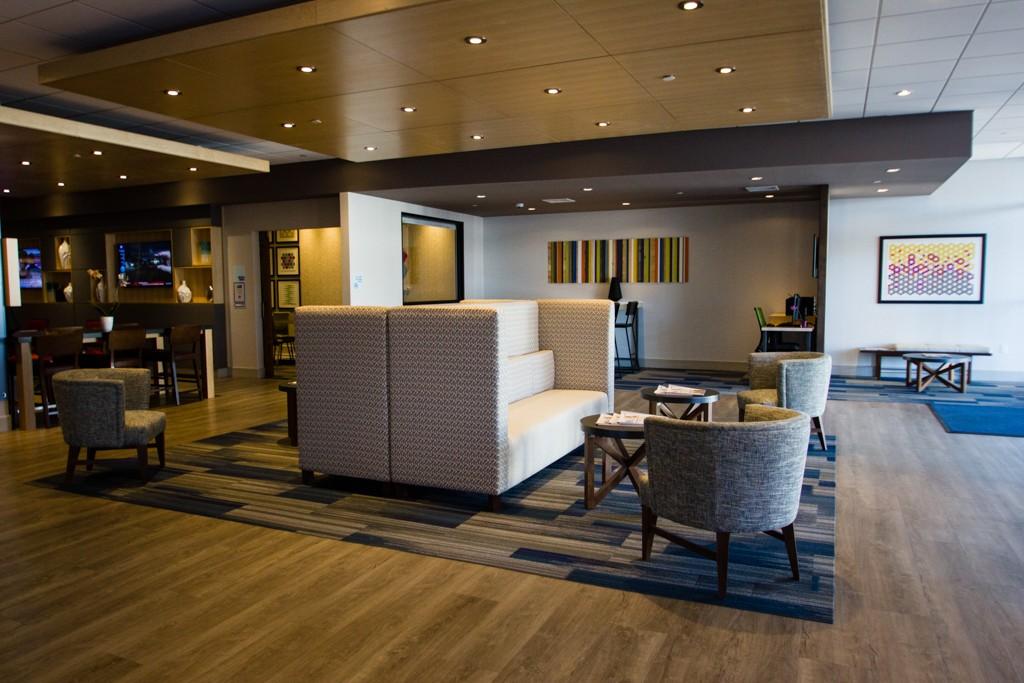 Lobbies DeAnna Dasher Interior Design