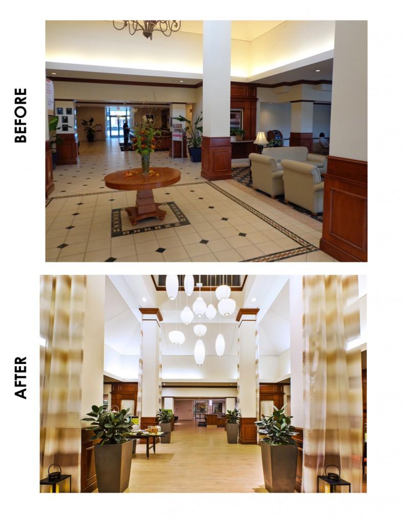 Hilton Garden Inn Cleveland   DeAnna Dasher   Interior Design